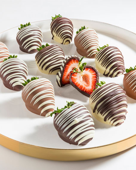 Chocolate Covered Company Chocolate-Covered Strawberries &