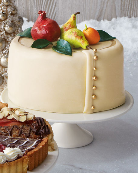 """""""Holiday Delights"""" Cheesecake"""
