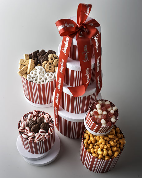 Four-Tier Tower of Treats