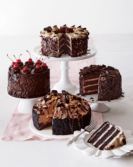 Thawing Black Forest Cake