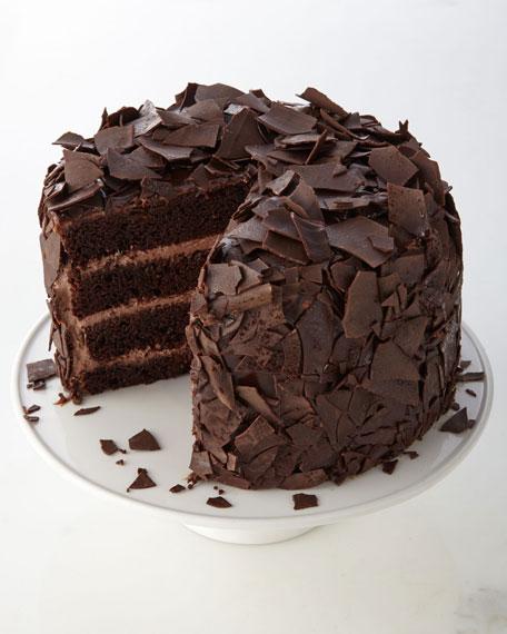 Chocolate Overload Cake Neiman Marcus