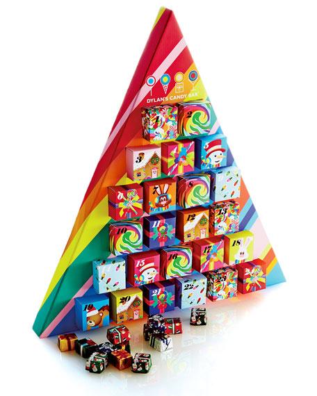 dylan 39 s candy bar advent tree calendar. Black Bedroom Furniture Sets. Home Design Ideas