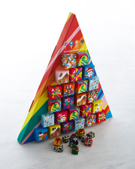 dylan u0026 39 s candy bar advent tree calendar