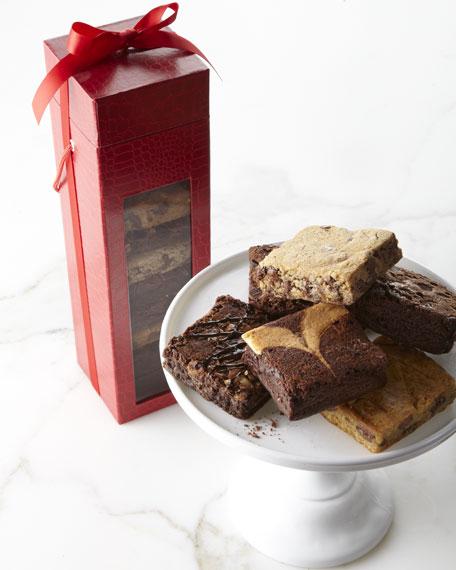 Wine Box of Brownies