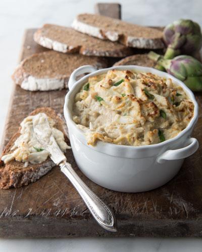 Crabmeat & Artichoke Dip