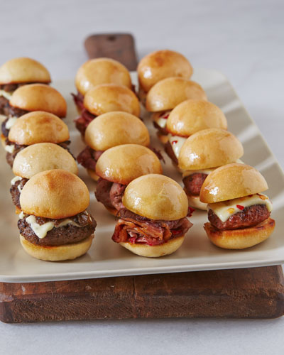 36 Mini Sliders
