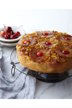 Neiman Marcus Pineapple Upside-Down Cake, For 8-10 People