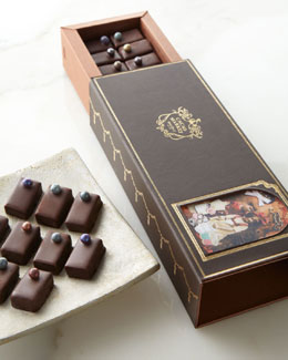 MarieBelle Cacao Market Ganache 20-Piece Assortment