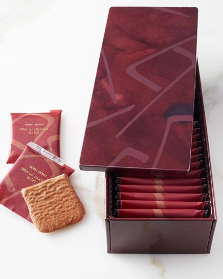 yoku moku winter billlet au chocolat au lait cookies neiman marcus. Black Bedroom Furniture Sets. Home Design Ideas