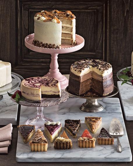 Razzle Dazzle Cheesecake