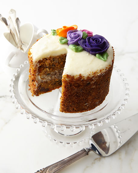 Sweet Lady Jane Carrot Cake