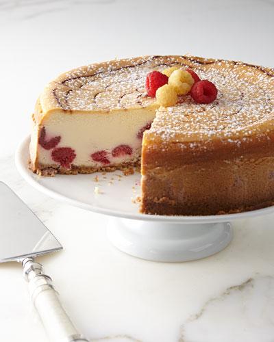Sweet Lady Jane Raspberry Cheesecake