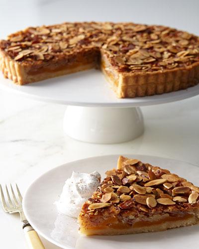 Sweet Lady Jane Apricot Almond Tart