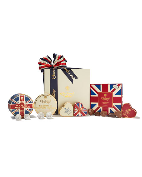 British Gourmet Gift Basket