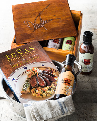 Chef Dean Fearing Grilling Gift Set