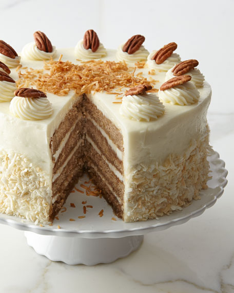 Frosted Art Bakery Hummingbird Cake