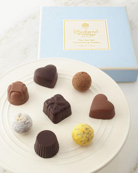 Charbonnel ET Walker Sea Salt Chocolate Selection