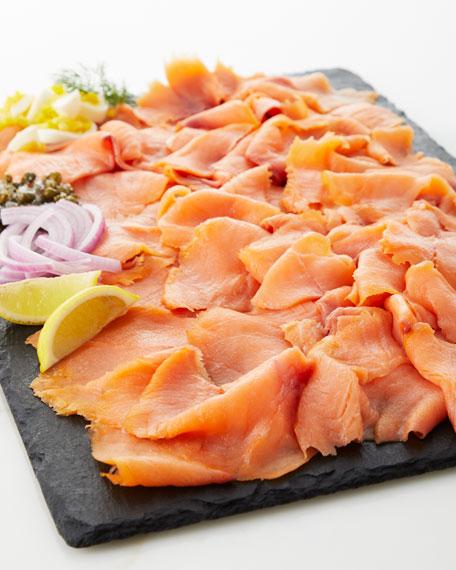 Norwegian Smoked Salmon, For 18-20 People