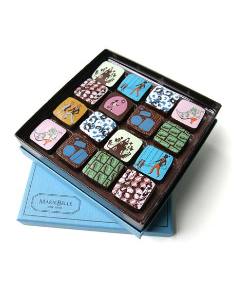 16-Piece Caramel Collection