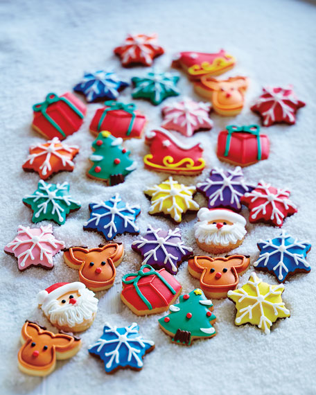 Dylan's Candy Bar Petite Christmas Cookies