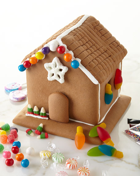 gingerbread house kits s bar gingerbread house kit 30431