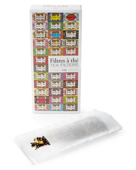 KUSMI TEA PAPER TEA FILTERS