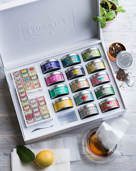 Gourmet Tea Collection Gift Set