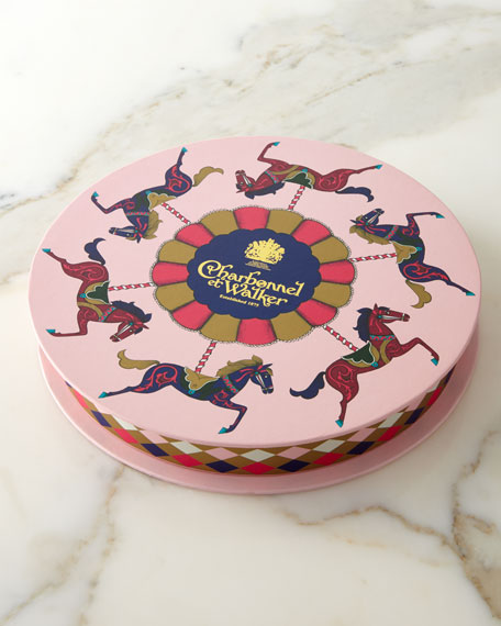 Charbonnel ET Walker Carousel Dark & Milk Chocolate