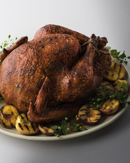 Cajun Fried Turkey Breast