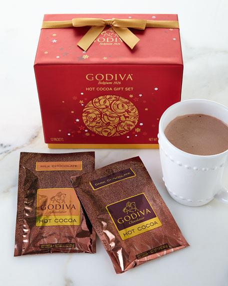 Is Godiva Hot Chocolate Gluten Free