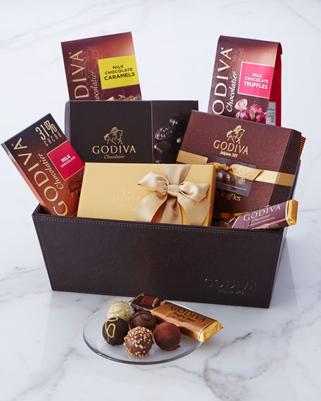 Godiva Chocolatier Chocolate Bliss Basket