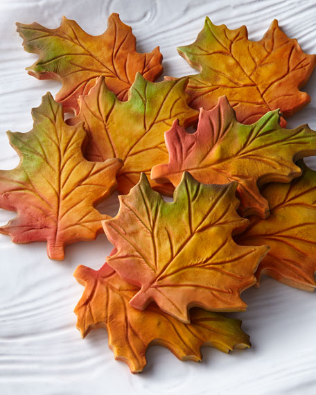 Frosted Art Bakery MAPLE LEAF COOKIES