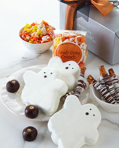 Boo-tiful Halloween Treats