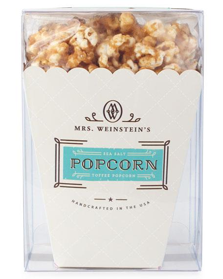 Sea Salt Toffee Popcorn