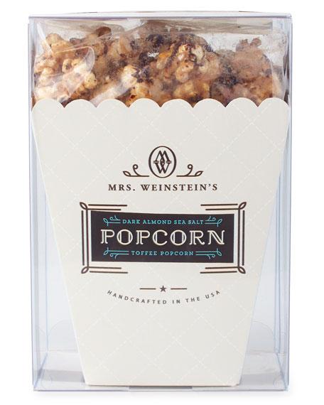 Dark Almond Sea Salt Popcorn