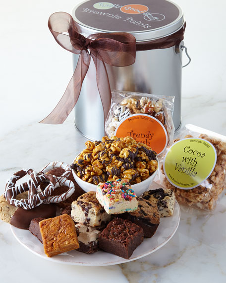 Brownie Points Brownie Points Sampler Tin