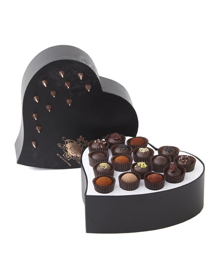 Renegade Noir Chocolate Truffles, 16 Pieces
