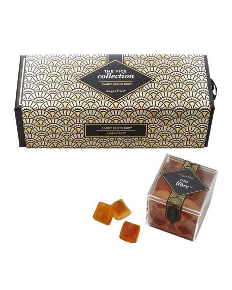 Sugarfina 3-Piece Vice Collection Bento Box