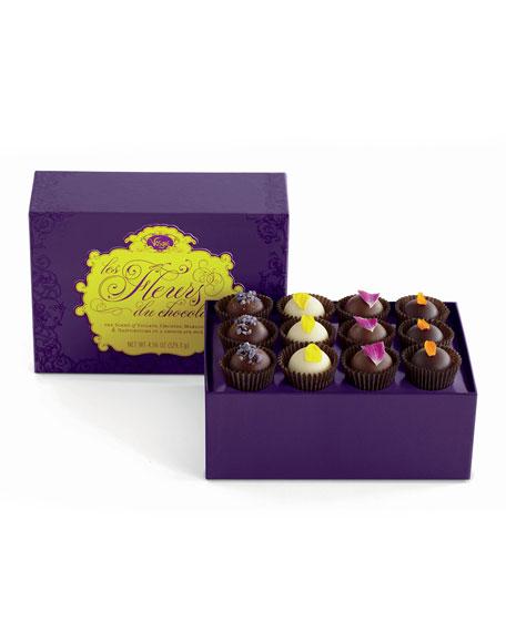 Vosges Haut Chocolat Les Fleurs Truffles