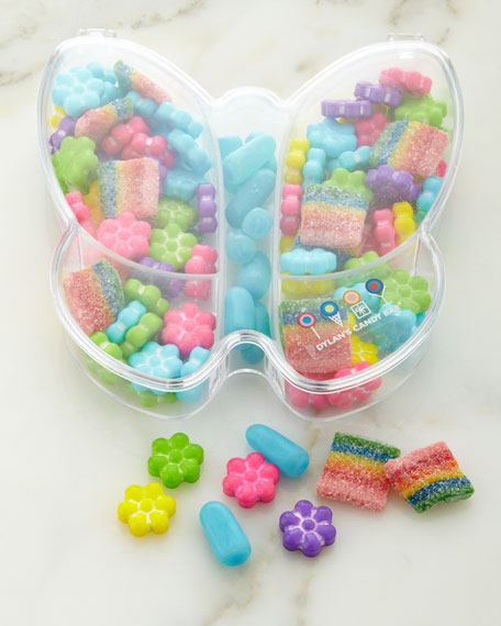 Dylan's Candy Bar Spring Butterfly Box with Candy