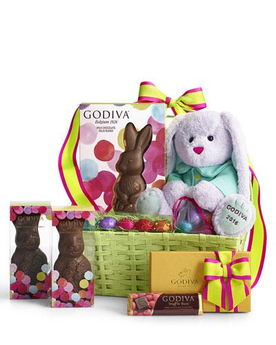 Bunny Delights Easter Basket