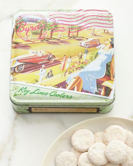 Key Lime Cooler Cookies