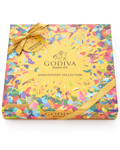 Godiva 18-Piece 90th Anniversary Collection