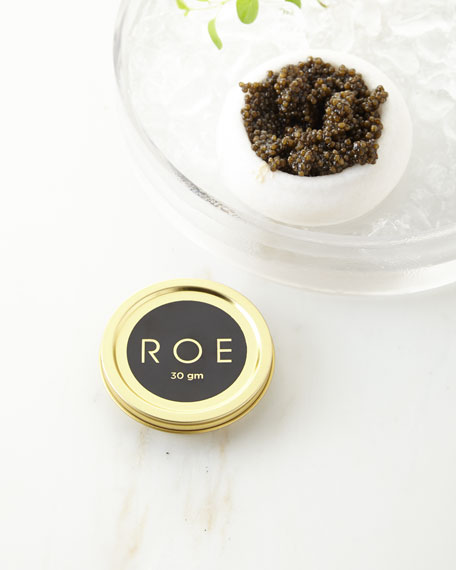 White Sturgeon Caviar, 30gm