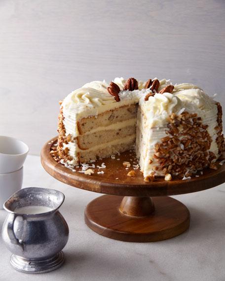 Annie Pie's Bakery Italian Cream Cake