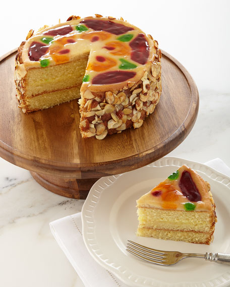 Annie Pie's Bakery Austrian Lemon Torte