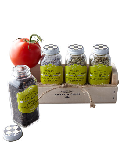 MacKenzie-Childs Organic Herb Kit