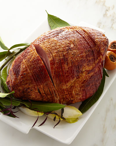 Whole Hickory-Smoked, Spiral-Sliced Ham Meal