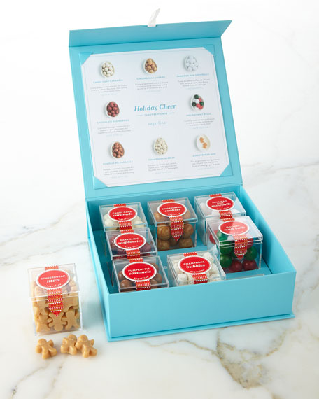 Sugarfina Holiday Bento Candy Box
