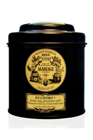 Mariage Freres International Tea Rouge Bourbon Tin